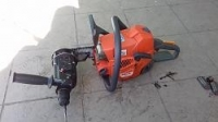 Chainsaw Drill Attachment
