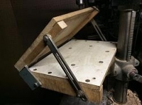 Drill Press Angle Table