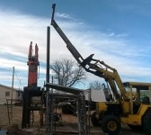 Forklift Boom Extension