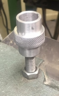 Bandsaw Depth of Cut Stop