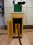 Bandsaw Cart with Cabinet