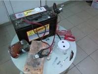 Homemade Tools: battery - HomemadeTools net