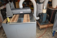 Drum Sander Trolley