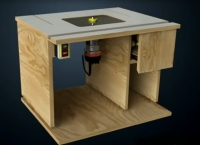 Router and Jigsaw Table