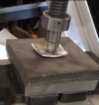 Hydraulic Press Ram Adaptors