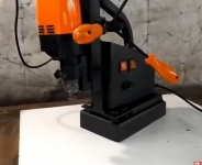 Magnetic Drill Mount