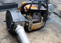 Chainsaw Blower Attachment