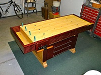 Maple and Fir Workbench