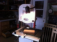 Bandsaw Work Light