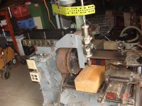 Engine Lathe Milling Head
