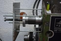 Lathe Spindle Removal Tool