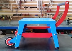Rolling Work Table