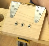 Dowel Drilling Guide