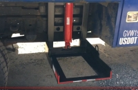 Hydraulic Plate Tamper Lift
