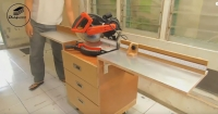 Portable Miter Saw Station