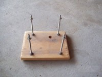Holley Carburetor Stand