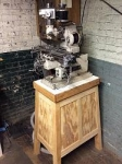 Milling Machine Stand
