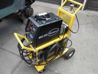 Plasma and Welding Cart