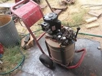 Power Unit Cart