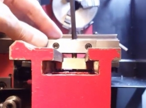 Mini Lathe Carriage Lock