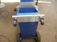 Welder Cart Modification