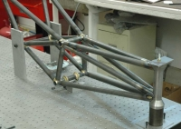 Motorcycle Frame Fabrication