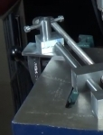 Vise Table Clamp