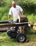Log Splitter Table