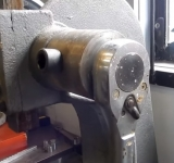 Arbor Press to Broach Press Modification