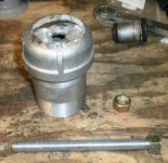 Control Arm Bushing Puller