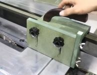 Table Saw Push Block