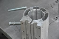 Cylindrical Lapping Tool