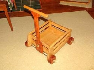 Homemade Utility Wagon - HomemadeTools.net