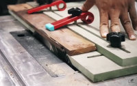 Multifunction Crosscut Sled