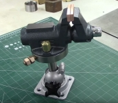 Small Vise Mount