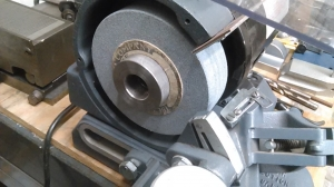 Grinding Wheel Arbor Modification