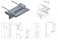 Adjustable Mortise Jig