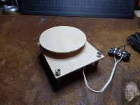 Powered Turntable