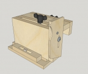 Dado and Lap Joint Jig