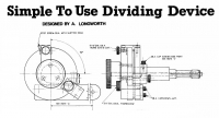 Lathe Dividing Device