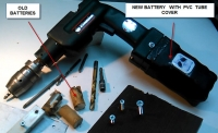 Cordless Drill Battery Pack