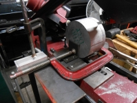 Oversized Work Bandsaw Clamp