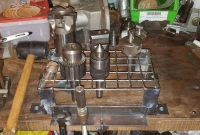 Lathe Tooling Rack
