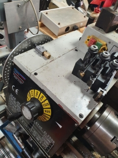 Lathe Indexing Wheel