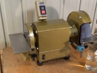Bench and Disc Grinder