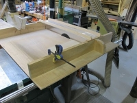Sliding Crosscut Sled