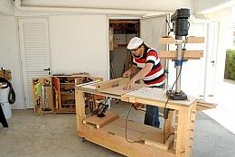 Homemade Multi Tool Table Homemadetools Net
