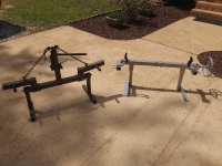 Compound Bow Presses