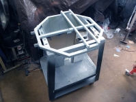 Plasma Cutter Base and Trolley Rail