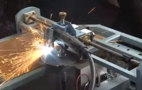 Motorized Plasma Circle Cutter